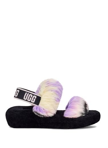 UGG Ugg 101656677 Kadın Sandalet Siyah